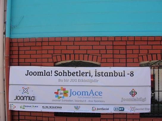 joomla istanbul